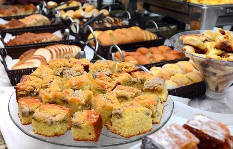 Marambaia Cassino Hotel & Convention - Restaurant - 6