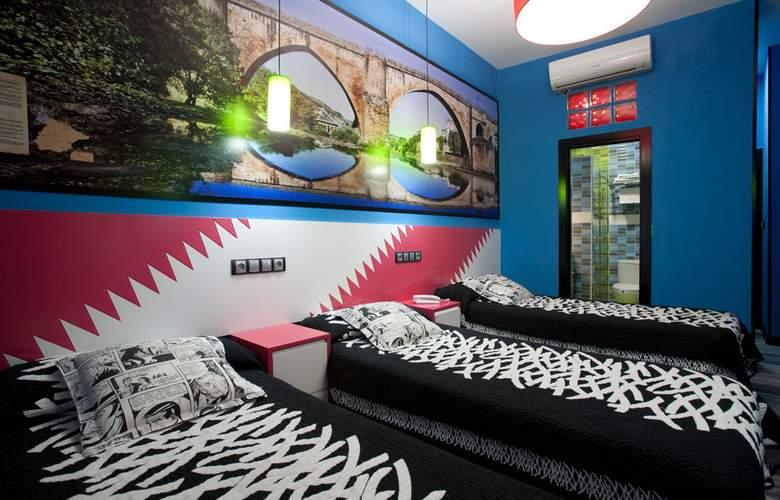 JC Rooms Santa Ana - Room - 11