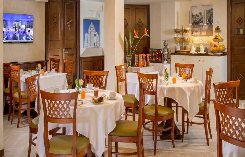 Hotel Oxford - Restaurant - 4