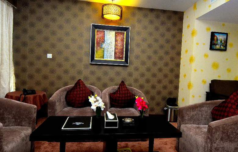 Elegance Castle Hotel - Room - 25