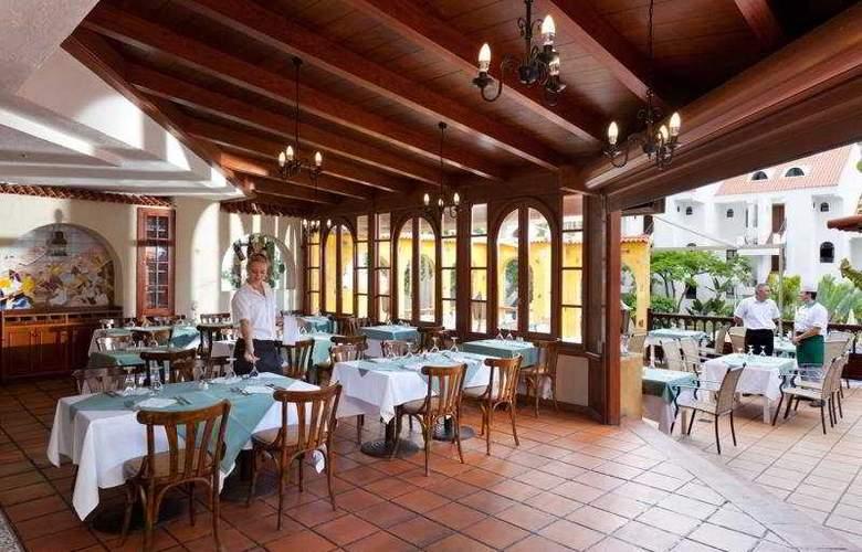 Paradise Park Apartamentos - Restaurant - 10