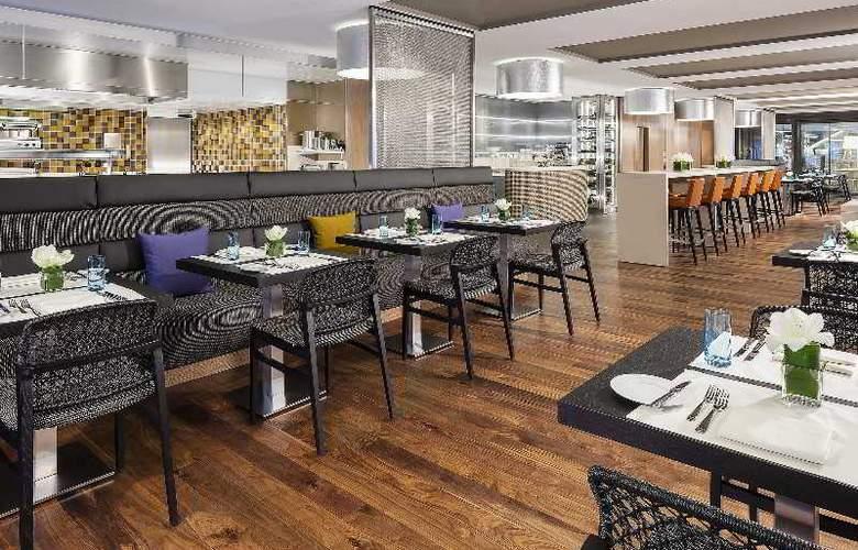 Sheraton Zurich Hotel - Restaurant - 1