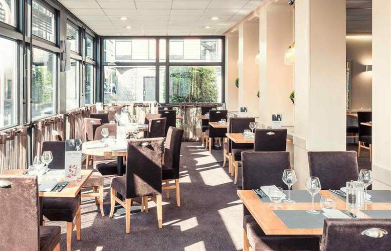 Mercure Paris Porte d'Orléans - Restaurant - 43