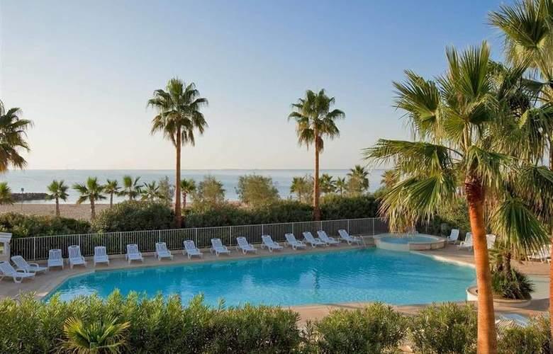 Mercure Thalassa Port Fréjus - Hotel - 58