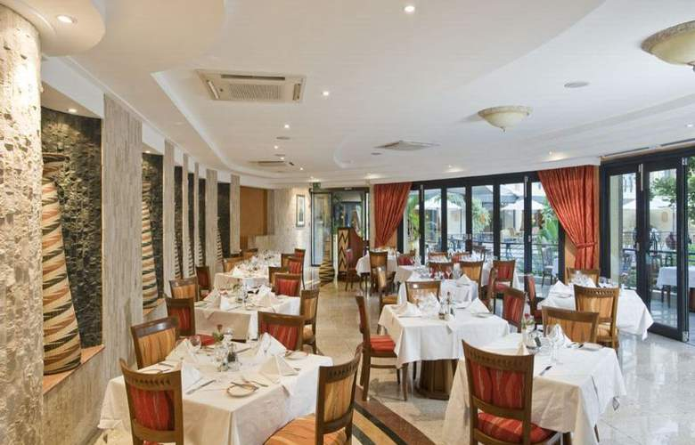 Kigali Serena - Restaurant - 4
