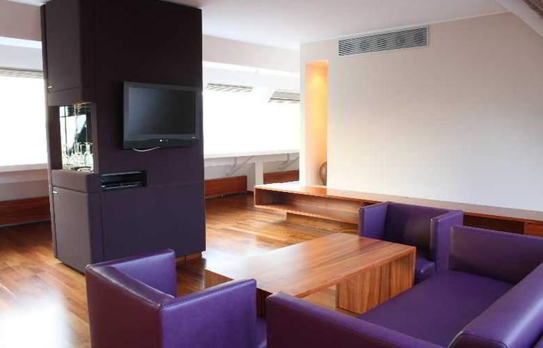 Pakat Suites Hotel - Room - 14