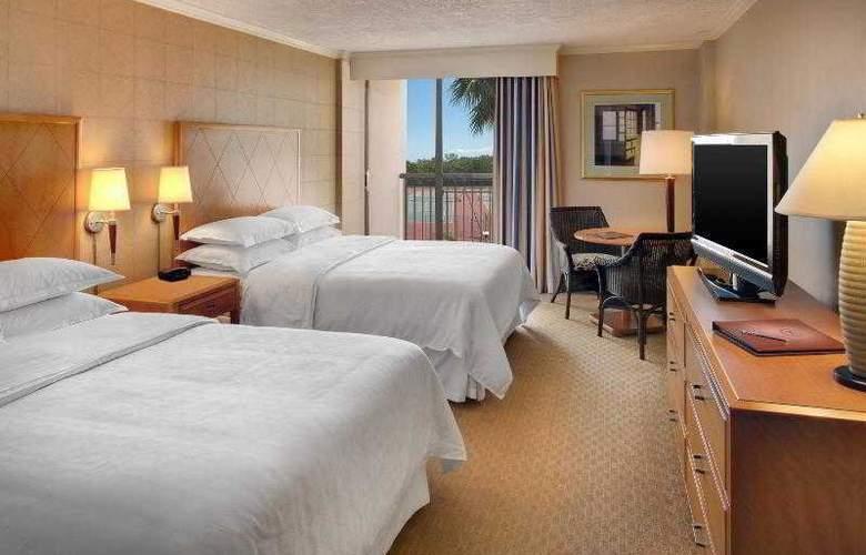 Sheraton Sand Key Resort - Hotel - 9