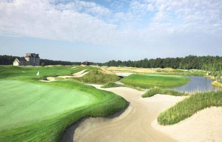 Superior Golf & Spa Resort - Sport - 9