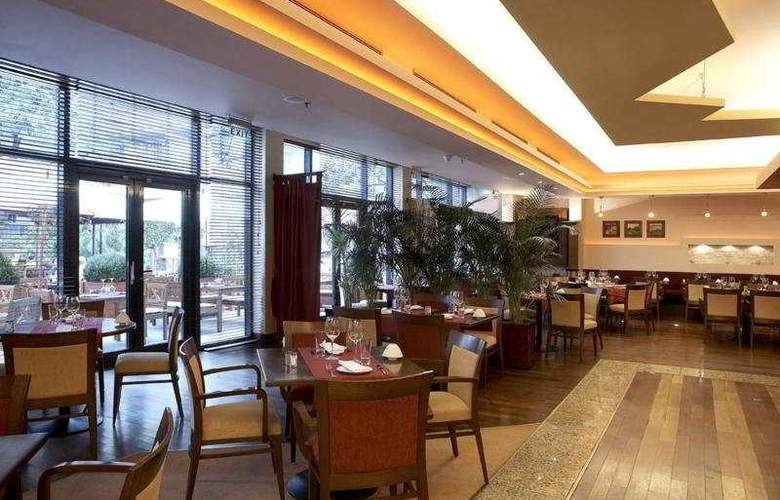 Athenee Palace Hilton Bucharest - Restaurant - 8