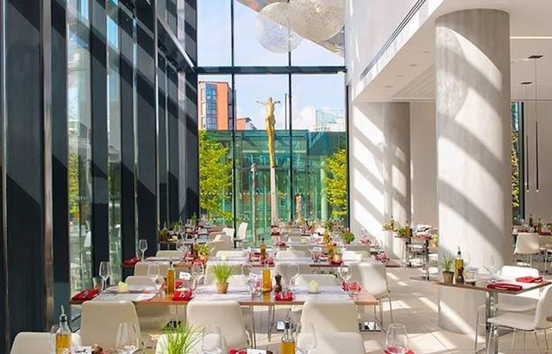 Innside Manchester - Restaurant - 4