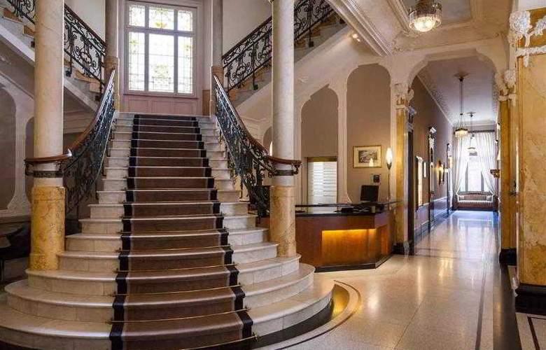 Royal St Georges Interlaken - MGallery by Sofitel - Hotel - 41