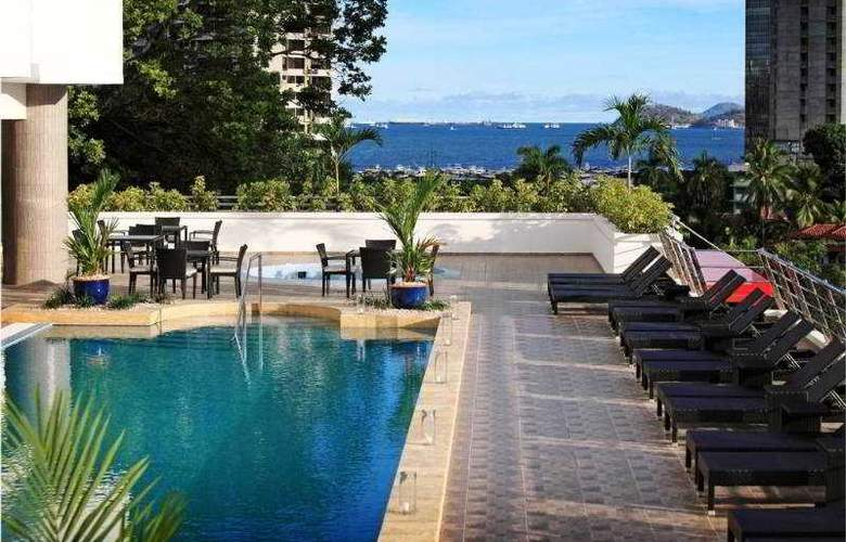 Marriott Executive Apartments Panama City, Finisterre - Pool - 5