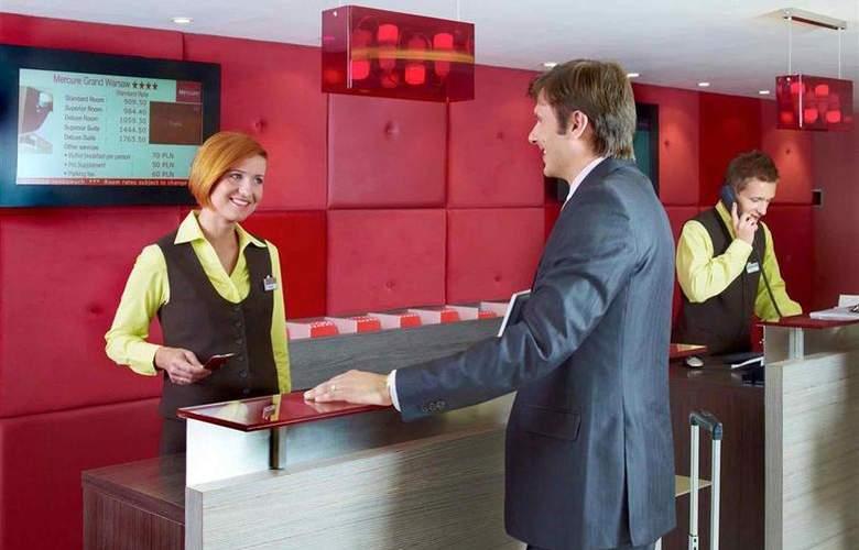 Mercure Warszawa Grand - Hotel - 14