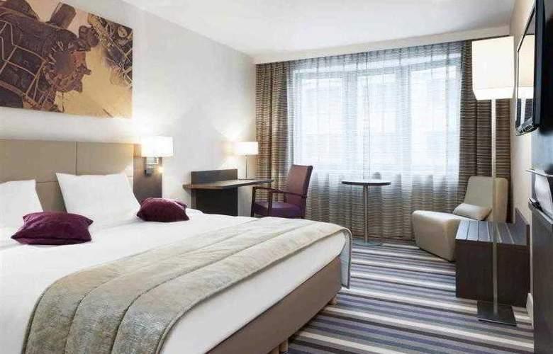 Mercure Brussels Centre Midi - Hotel - 32