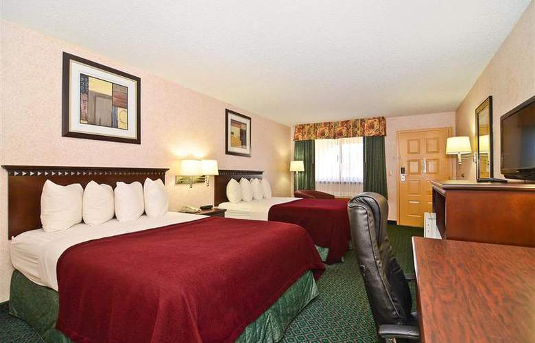 Best Western Sunland Park Inn - Room - 87