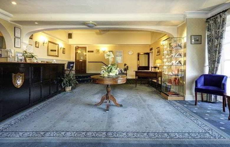 The Best Western Lord Haldon - Hotel - 7