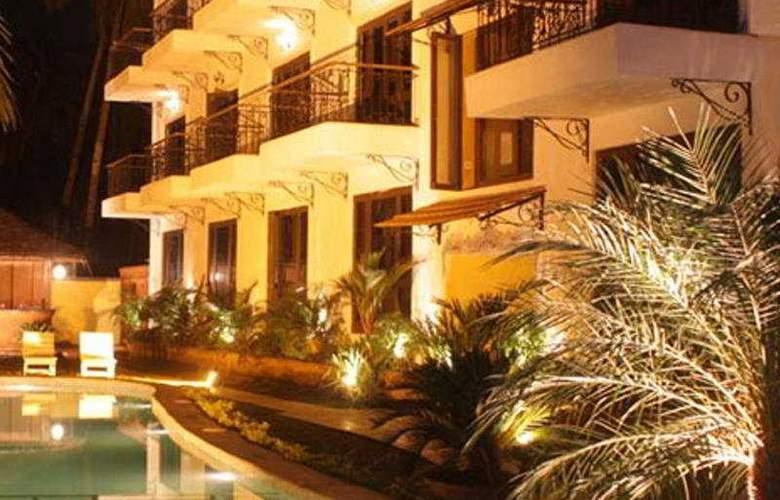 Tangerine Boutique Resort - General - 1