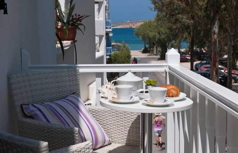 Apollon Boutique Hotel - Terrace - 53