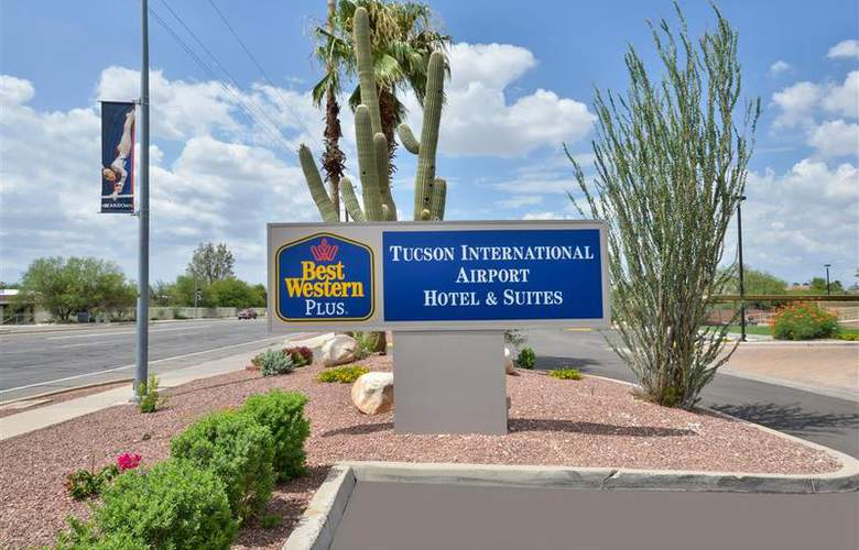 Best Western Tucson Int'l Airport Hotel & Suites - Hotel - 75