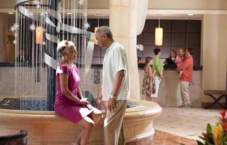 Hilton Grand Vacations Club at Seaworld Orlando - Hotel - 9