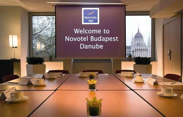 Novotel Budapest Danube - Conference - 6
