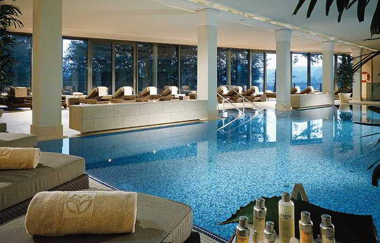Schloss Fuschl, A Luxury Collection Resort & SPA - Pool - 4