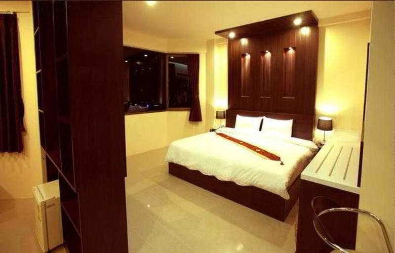 Sun City Hotel Pattaya - Room - 4