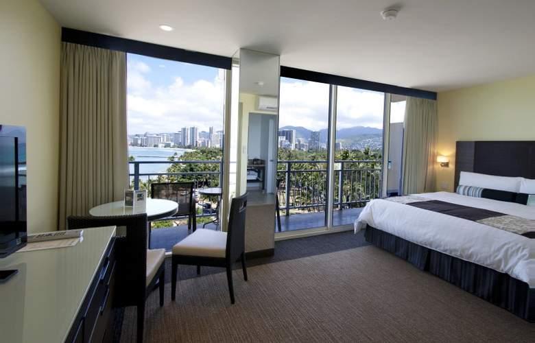 New Otani Kaimana Beach - Room - 3