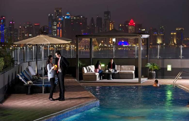 Fraser Suites Doha - Pool - 16