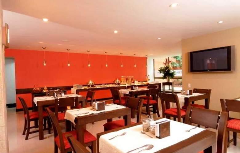 Leblon Suites - Restaurant - 1
