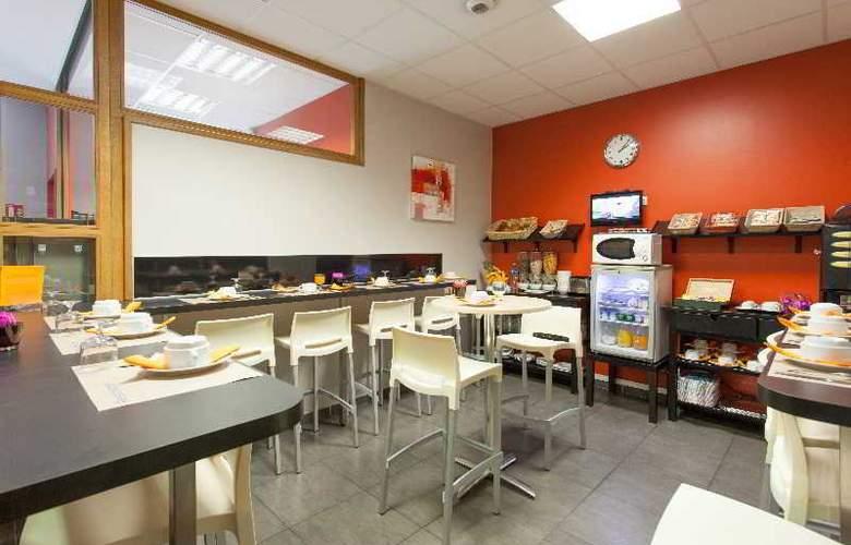 Residhotel Saint Etienne Centre - Restaurant - 8