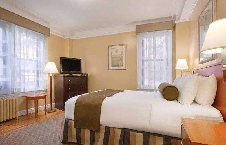 Best Western Plus Hospitality House - Apartments - Hotel - 28