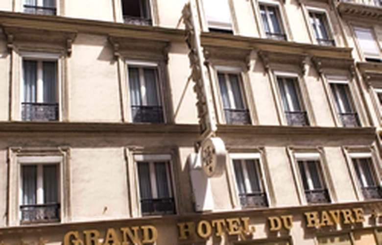 Grand Hotel du Havre - Hotel - 0