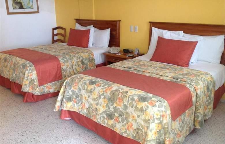 Best Western Riviera De Tuxpan - Room - 2