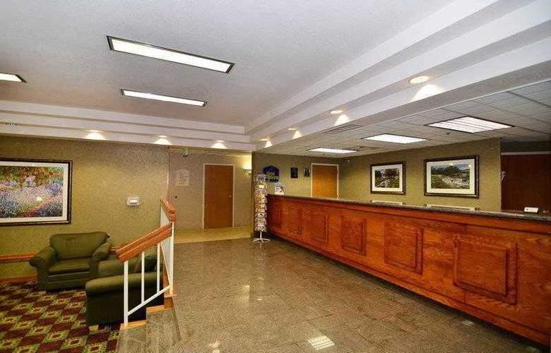 Best Western Plus Twin Falls Hotel - Hotel - 43
