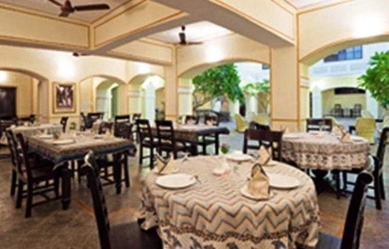 Roop Vilas Palace - Restaurant - 4