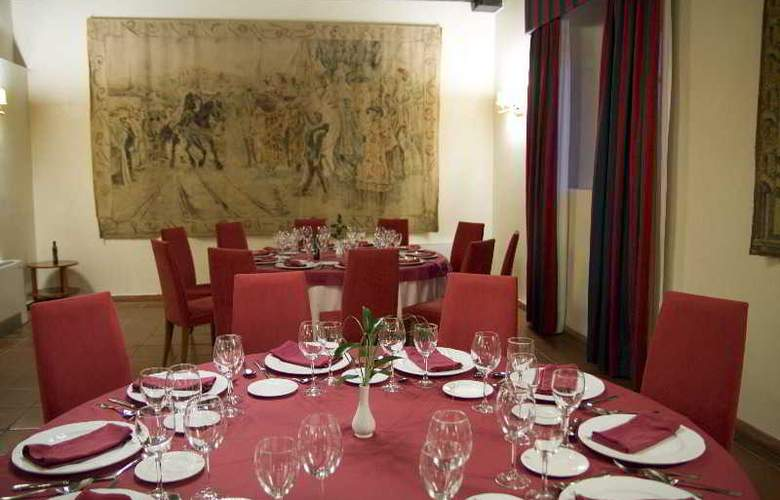 Hospederia Valle del Ambroz - Restaurant - 8