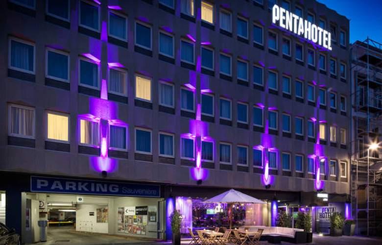 pentahotel Liège - Hotel - 0
