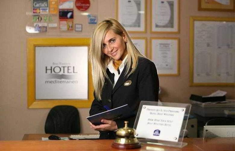 Best Western Mediterraneo - Hotel - 28