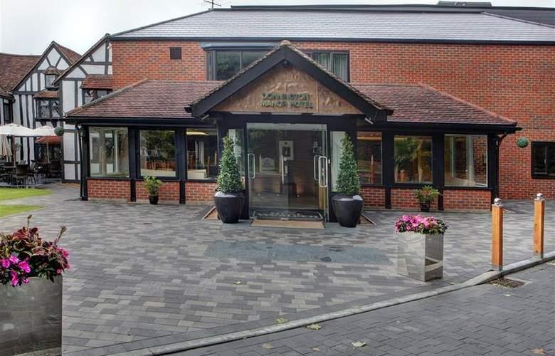 Best Western Donnington Manor - Hotel - 31