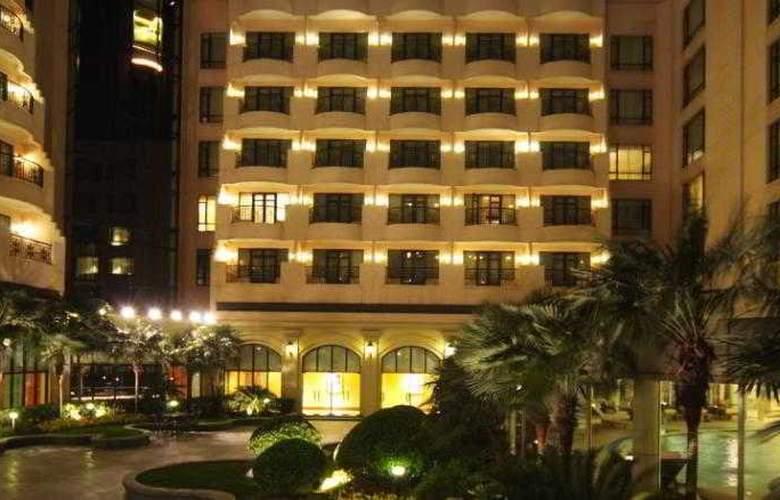 Marriott Hongqiao - Hotel - 7