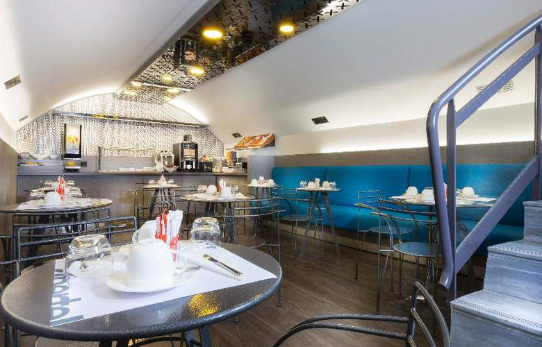 Libertel Montmartre Duperre - Restaurant - 9