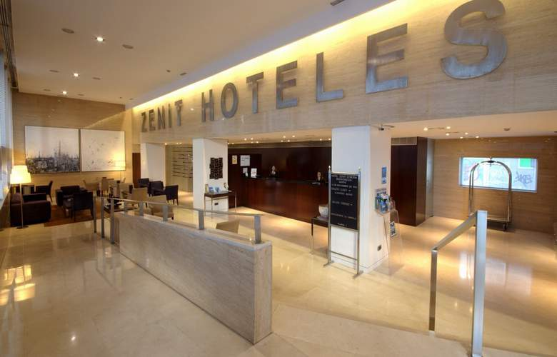 Zenit Coruña - Hotel - 0
