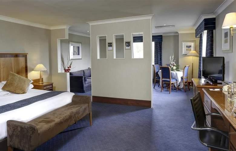 Best Western Stoke-On-Trent Moat House - Room - 70