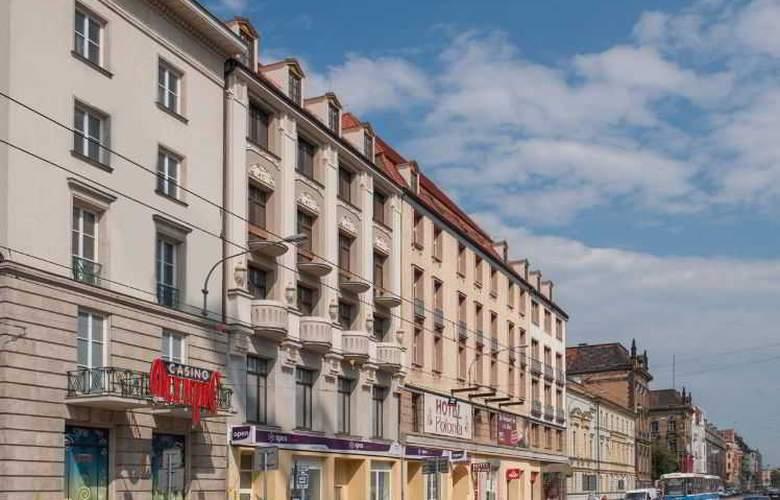 Polonia Wroclaw - Hotel - 0