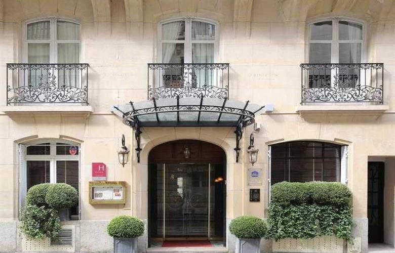 BEST WESTERN PREMIER TROCADERO LA TOUR - Hotel - 3
