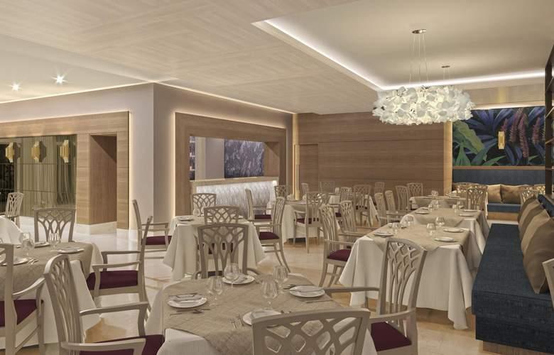 Hipotels Barrosa Park - Restaurant - 16