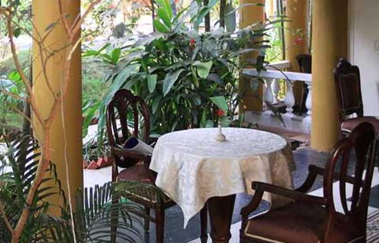 Casa Anjuna - Restaurant - 5