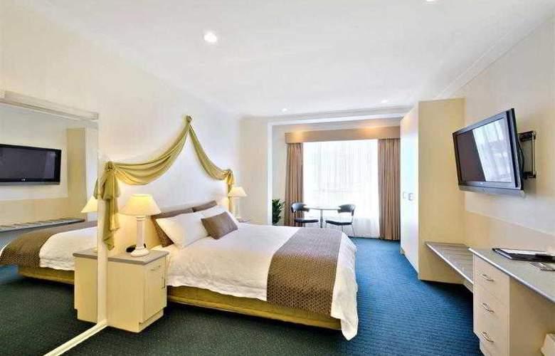 Best Western Melbourne's Princes Park Motor Inn - Hotel - 38