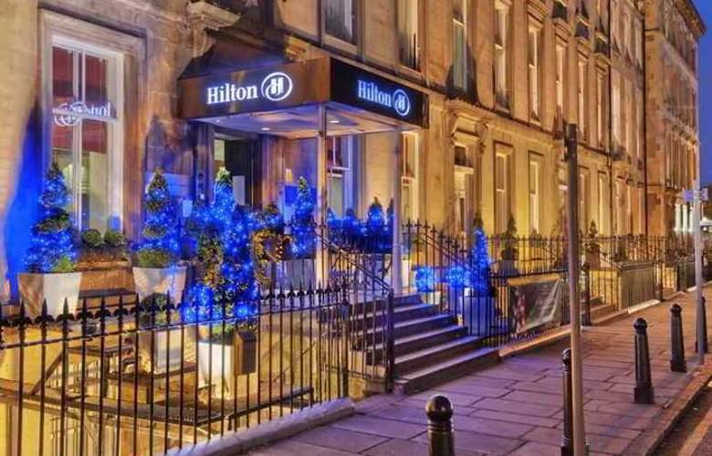 Hilton Edinburgh Grosvenor - Hotel - 0